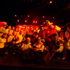 Tyne Theatre Productions Pirates of Penzance