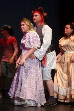 Tyne Theatre Productions Pirates of Penzance