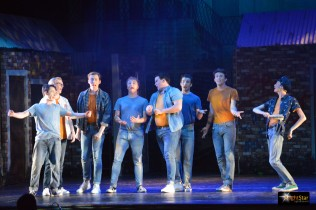 West Side Story - Tyne Theatre Productions Sept 2017