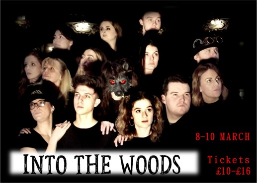 into the woods cast new