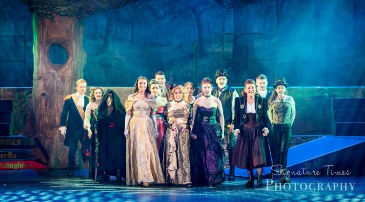 Tyne Theatre Into The Woods Full cast