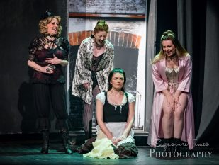 Tyne Theatre Productions Into The Woods Stepsisters