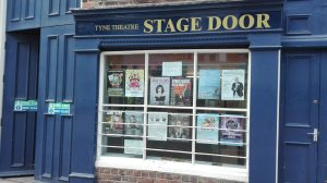 Stage door Tyne Theatre productions